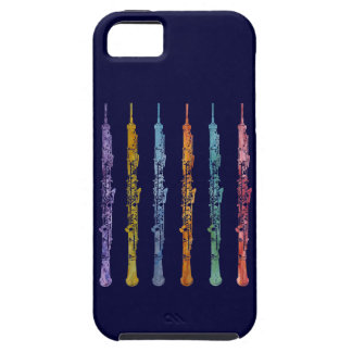 Oboe Crayons iPhone SE/5/5s Case