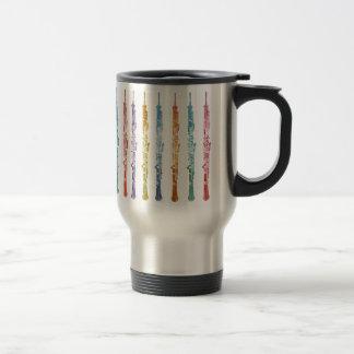 Oboe Crayons Mug