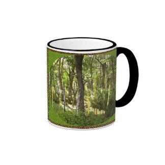 Oboe Forest Ringer Mug
