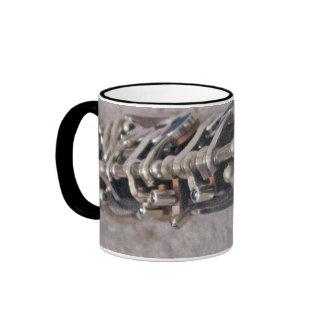 Oboe Keys Coffee Mugs