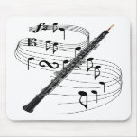 Oboe Mouse Pads