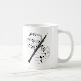 Oboe Coffee Mugs