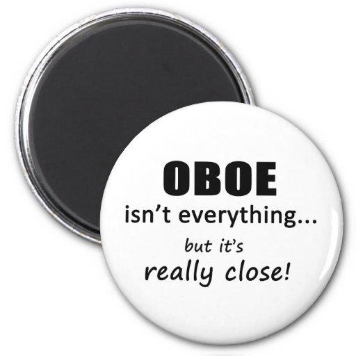 Oboe no es todo imán redondo 5 cm