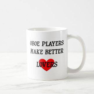 Oboe Players Make Better Lovers Coffee Mug