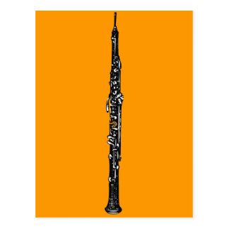 Oboe Tarjetas Postales