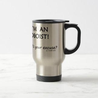 Oboist Excuse Travel Mug