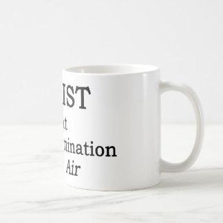 Oboist Hot Air Coffee Mug