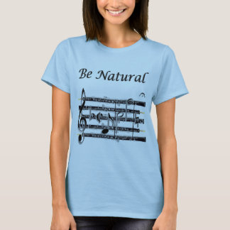 Oboists Know How to B Natural T-Shirt
