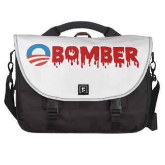 OBOMBER - Obama/belicista/Siria/mal/Terrorist/NSA Bolsas De Portatil