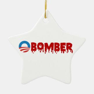 OBOMBER - Obama/belicista/Siria/mal/Terrorist/NSA Adorno