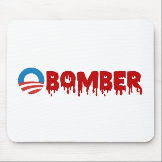 OBOMBER - Obama/belicista/Siria/mal/Terrorist/NSA Alfombrillas De Raton