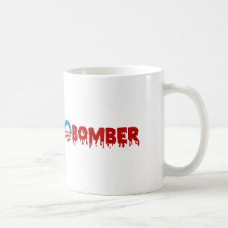 OBOMBER - Obama/belicista/Siria/mal/Terrorist/NSA Taza