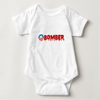 OBOMBER - Obama/Obummer/Traitor/Impeach/Warmonger Baby Bodysuit