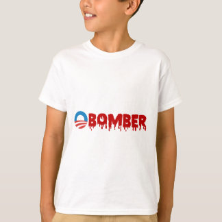 OBOMBER - Obama/Obummer/Traitor/Impeach/Warmonger T-Shirt