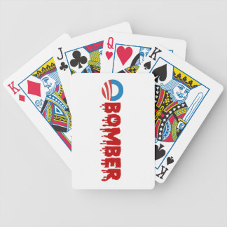 OBOMBER - Obama Warmonger Syria Evil Terrorist NSA Playing Cards