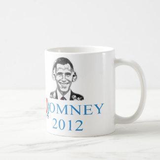 Obomney 2012 coffee mug