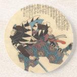 Oboshi Seizaemon Nobukiyo Beverage Coaster