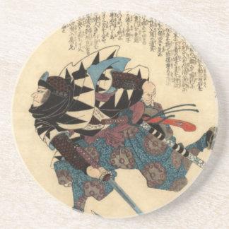Oboshi Seizaemon Nobukiyo Beverage Coasters