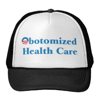 Obotomized Healthcare Trucker Hat