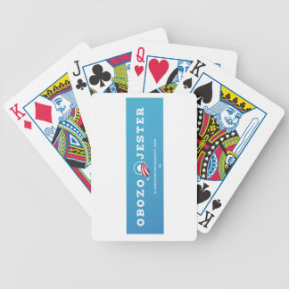 Obozo for America 2012 Bicycle Playing Cards