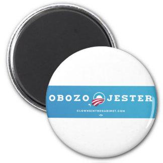 Obozo for America 2012 2 Inch Round Magnet