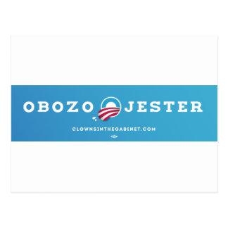 Obozo for America 2012 Postcard