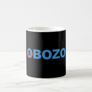 Obozo Obama Classic White Coffee Mug