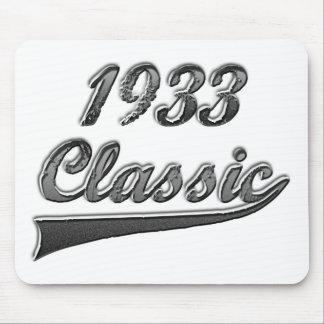 Obra clásica 1933 tapete de raton