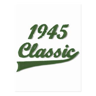 Obra clásica 1945 tarjetas postales