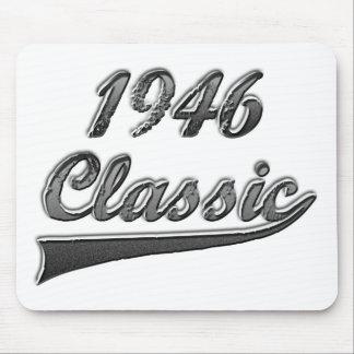 Obra clásica 1946 tapete de ratones