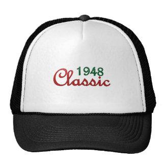 Obra clásica 1948 gorro