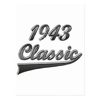 Obra clásica 1948 postal