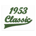 Obra clásica 1953 tarjetas postales