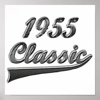 Obra clásica 1955 póster