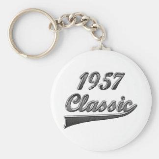 Obra clásica 1957 llavero