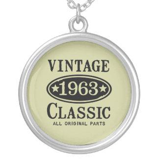 Obra clásica 1963 del vintage colgante redondo