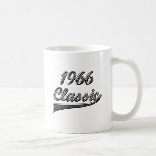 Obra clásica 1966 taza básica blanca