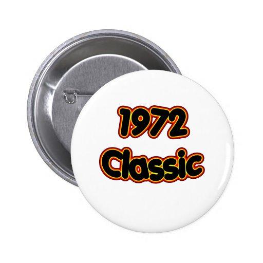 Obra clásica 1972 pin