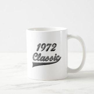 Obra clásica 1972 tazas