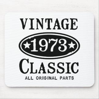 Obra clásica 1973 del vintage tapete de ratones
