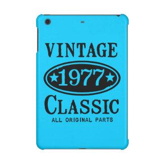 Obra clásica 1977 del vintage