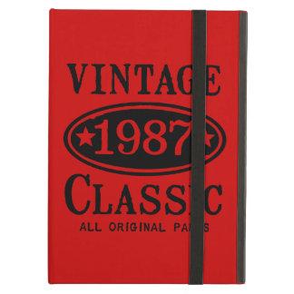 Obra clásica 1987 del vintage