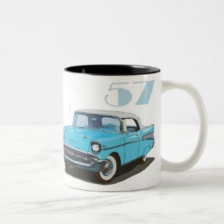 Obra clásica 57 tazas de café