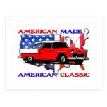 Obra clásica americana postales