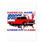 Obra clásica americana tarjetas postales