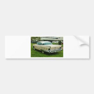 Obra clásica Buick Limited 1958. Pegatina Para Auto