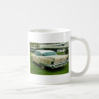 Obra clásica Buick Limited 1958. Tazas De Café