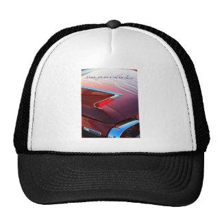 Obra clásica candente gorras de camionero