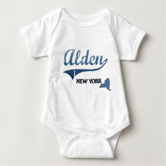 Obra clásica de Alden New York City Tee Shirts