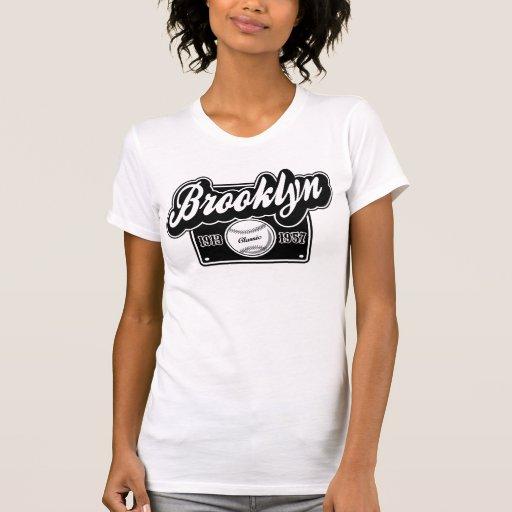 Obra clásica de Brooklyn Camiseta